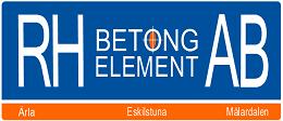 RH Betong | L-Stöd & Stödmur i Betong | Snabba leveranser